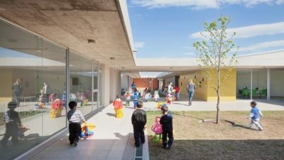 La ciudad de Santa Fe tendrá un nuevo Jardín Municipal en barrio Chalet