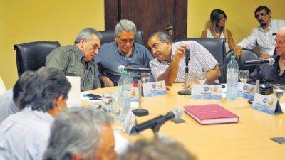 Un repudio unánime de la CGT a la reforma