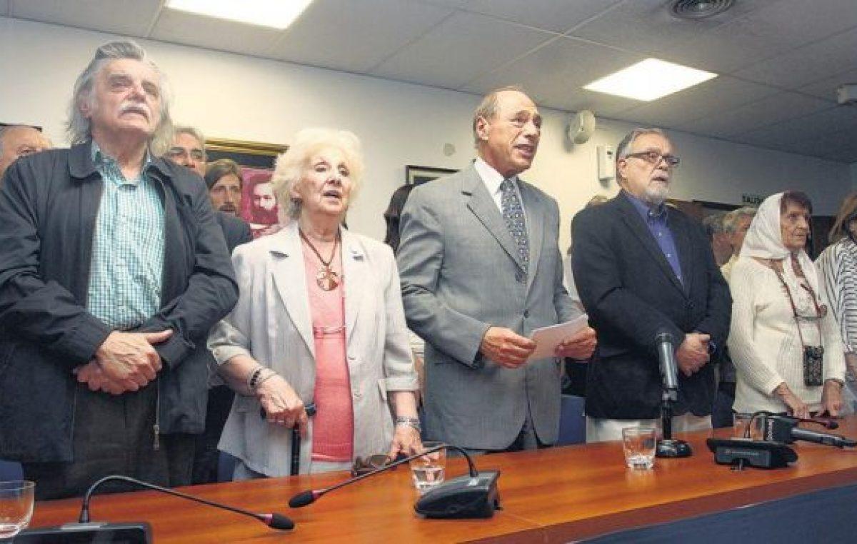 """""""Se está deteriorando el Estado de Derecho"""""""