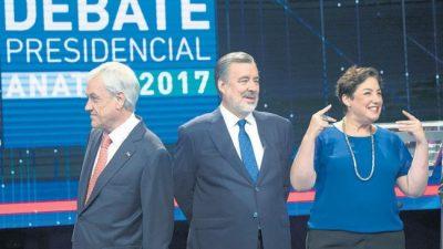 Los candidatos a La Moneda queman los últimos cartuchos