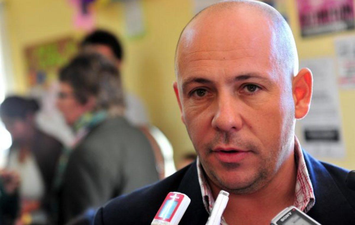 """No se puede quitar autonomía a los municipios"", advirtióel intendente de Madryn"