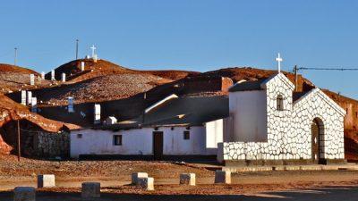 Tolar Grande, un pueblo que resurgió con todo su esplendor en medio de la Puna