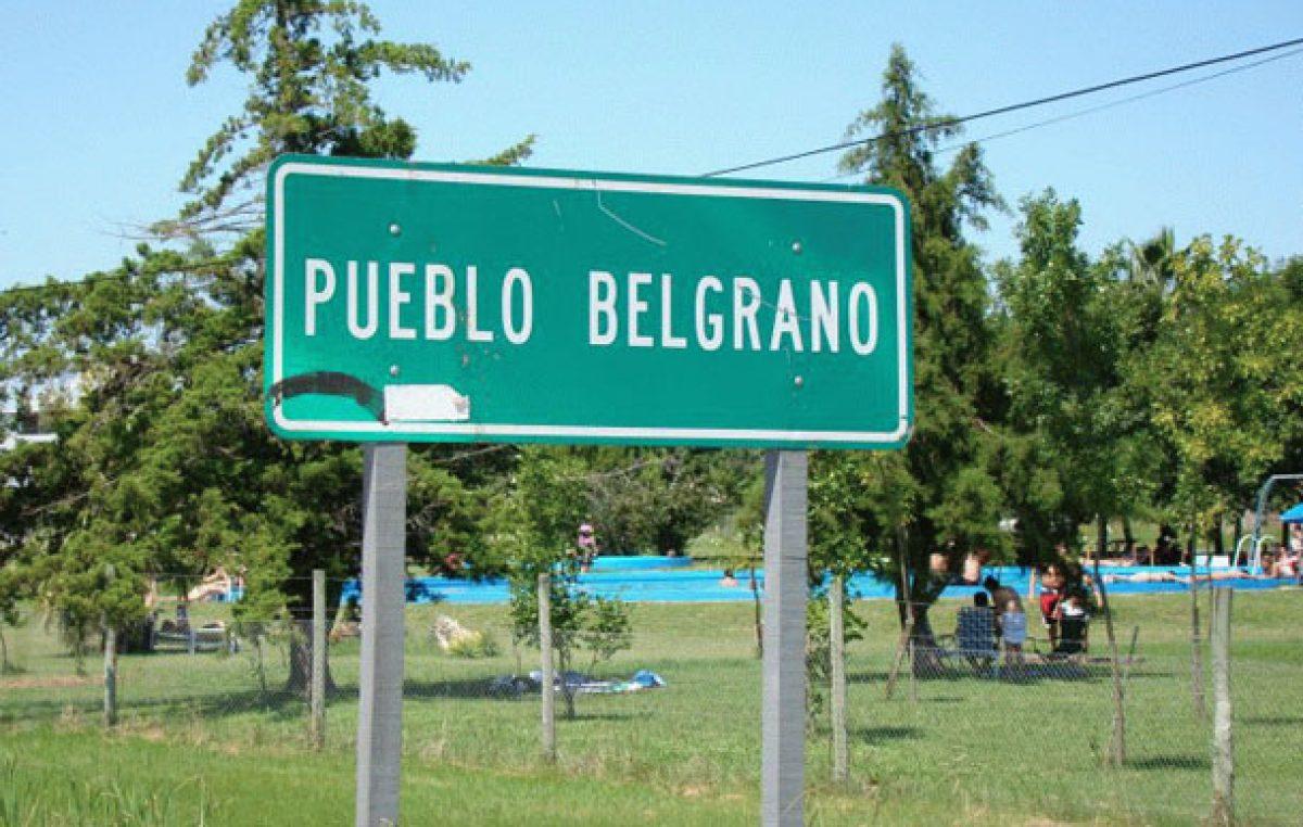 Los municipales de Pueblo Belgrano cobrarán un bono de fin de año de tres mil pesos