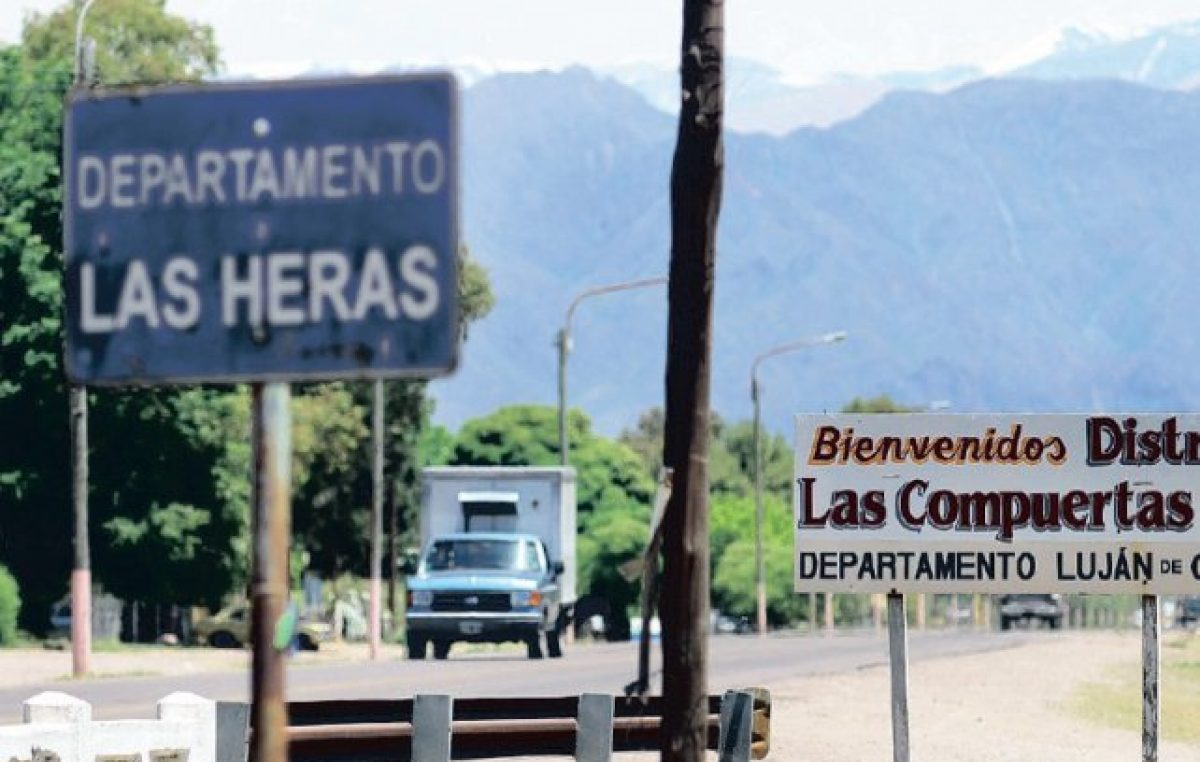 Mendoza: Litigio por Blanco Encalada: entre 3 y 4 mil inmuebles dejarían de ser lasherinos