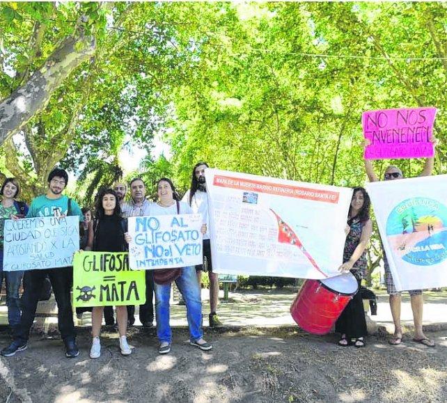 Rosario: Fein cierra la saga del glifosato y envía un nuevo texto al Concejo