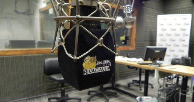 Cierra Radio Rivadavia y despide a 120 trabajadores