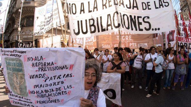 La CGT espera a Macri y la CTA ya lanzó un paro nacional contra la reforma jubilatoria