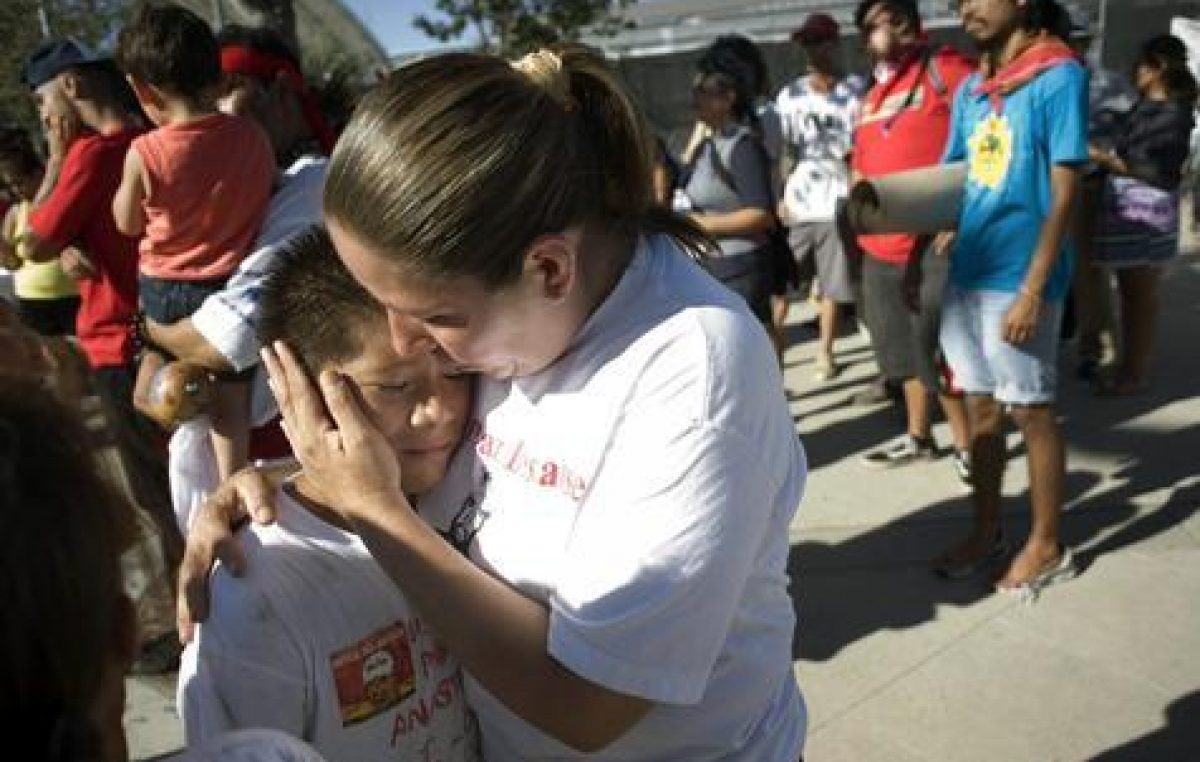 "México: 258.000 niños ""ni de aquí ni de allá"""