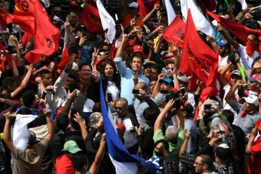 Paro general en Honduras ante el fraude electoral