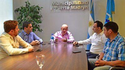 Intendentes de Chubut plantearán medidas ante la Casa Rosada