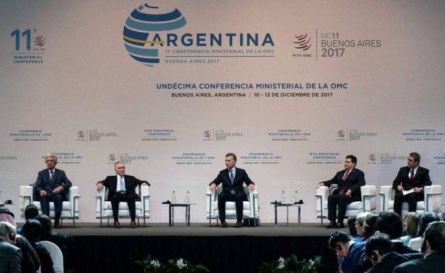 Solo sinsabores en la cumbre de la OMC