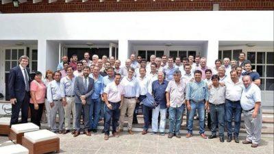 Salta: Acuerdo con los intendentes para un fin de año en paz