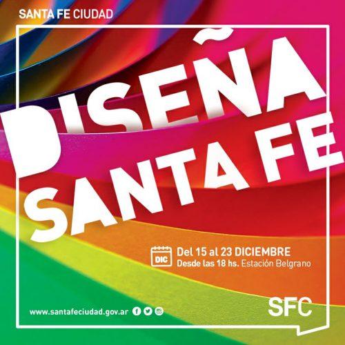 Comienza la edición navideña del Diseña Santa Fe