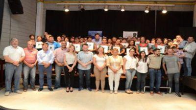 Incorporaron 47 trabajadores municipales a planta permanente en Reconquista