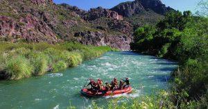 Valle Grande, una aventura en Mendoza