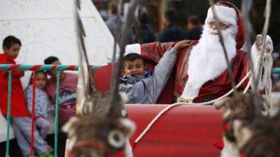 """Miles de personas disfrutan de """"Navidad en Bariloche"""""""