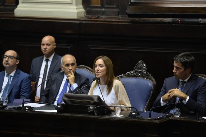 Vidal quiere que sindicalistas e intendentes también presenten sus declaraciones juradas