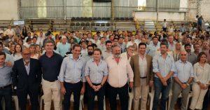 """El """"otro"""" foro de Cambiemos: reunió a más de 500 concejales de toda la Provincia en La Plata"""