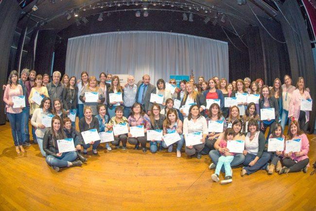 Empleados municipales de Ushuaia recibieron certificados de capacitación