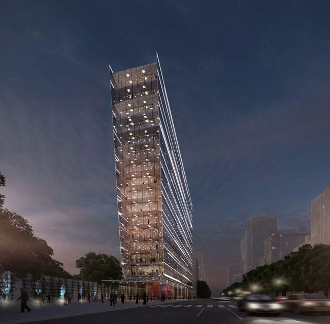 Vicente López tendrá el segundo edificio de trabajo colaborativo en el país