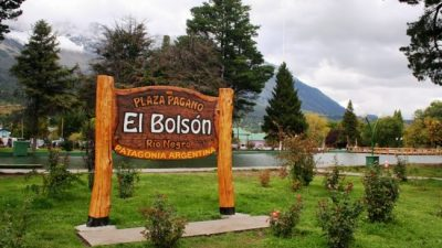 Bolsón: fondos para aula digital municipal