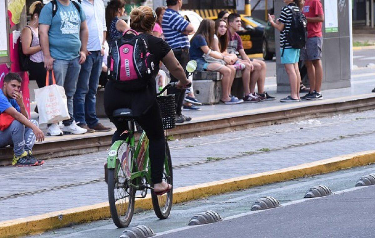 Unicipio Mendoza: 7,5 millones de dólares para semáforos, ciclovías y arbolado público