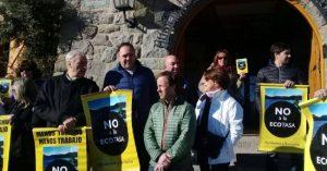 La ecotasa en Bariloche podría ser eliminada si Nación financia las obras
