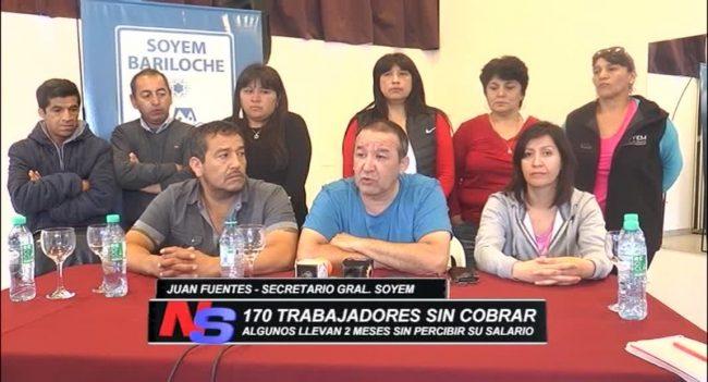 """Soyem Bariloche: """"Si el municipio fuera una empresa privada, estaríamos en concurso de acreedores"""""""