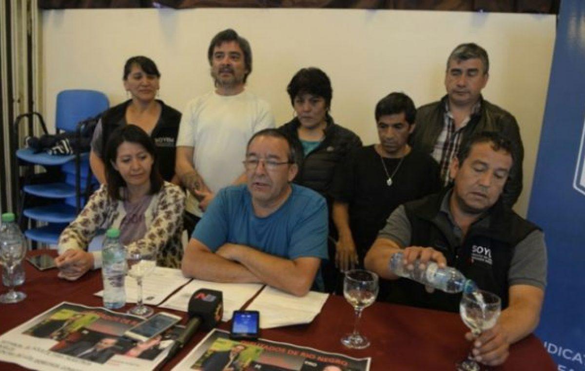 Postura crítica del SOYEM Bariloche respecto al ajuste previsional