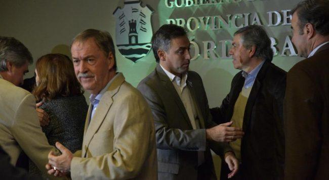 Coparticipación: los mil millones que separan a Mestre de Schiaretti