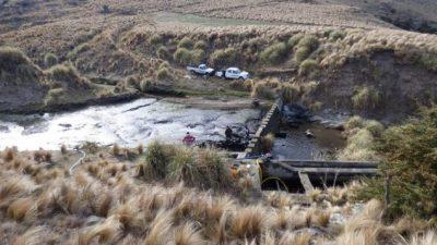Un acuerdo cierra disputa de 40 años por el agua entre La Granja y La Cumbre