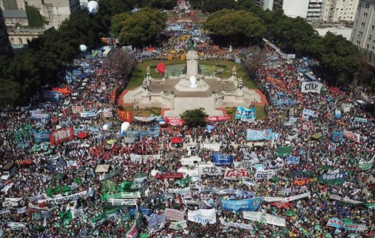 Cristina, el movimiento obrero y la unidad de la oposición