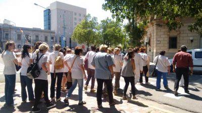 El gremio de Villa María estima que en marzo habrán pasado a planta 200 trabajadores