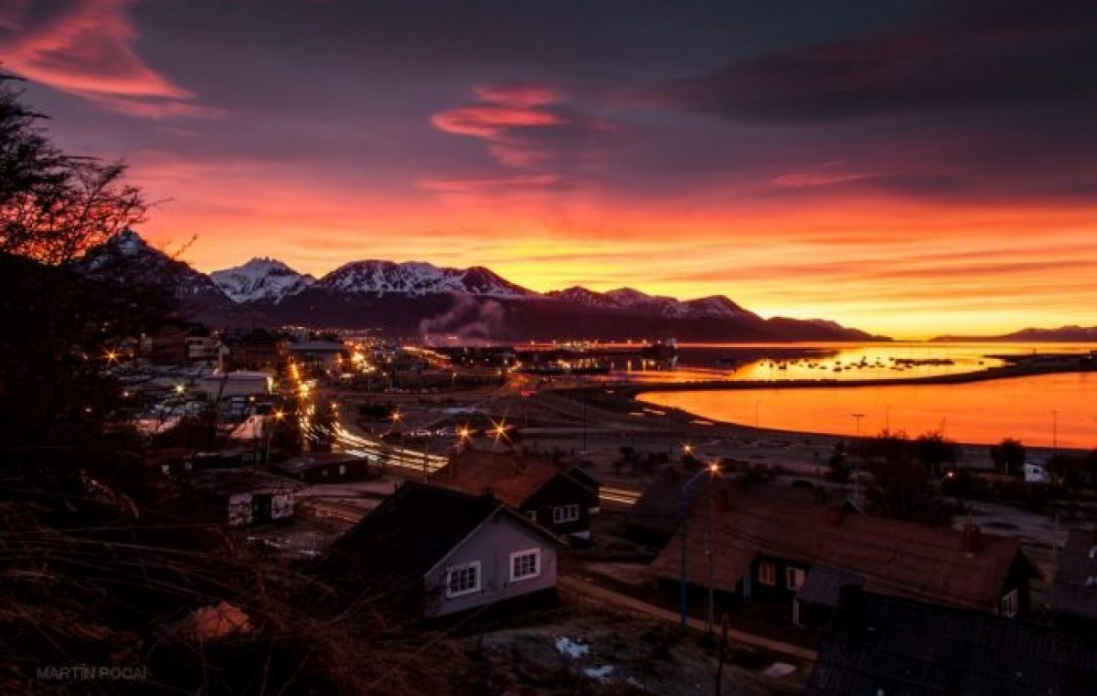 Solsticio de Verano en Ushuaia, se festeja el Día Más Largo