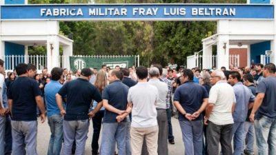 Trabajadores se movilizan contra los despidos en Santa Fe