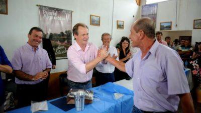 Envían a la legislatura el proyecto para aumentar fondos a Juntas de Gobierno entrerrianas