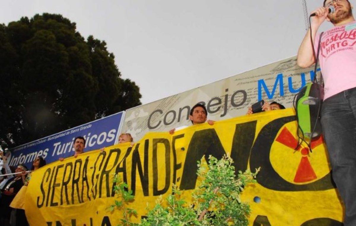 Sierra Grande sin usina nuclear