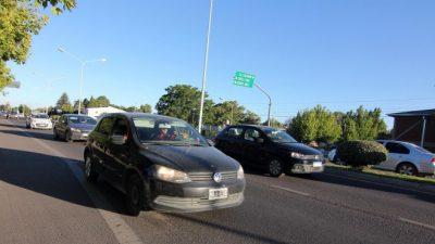 Plottier pone reparos al traspaso de la ruta 22 a los municipios