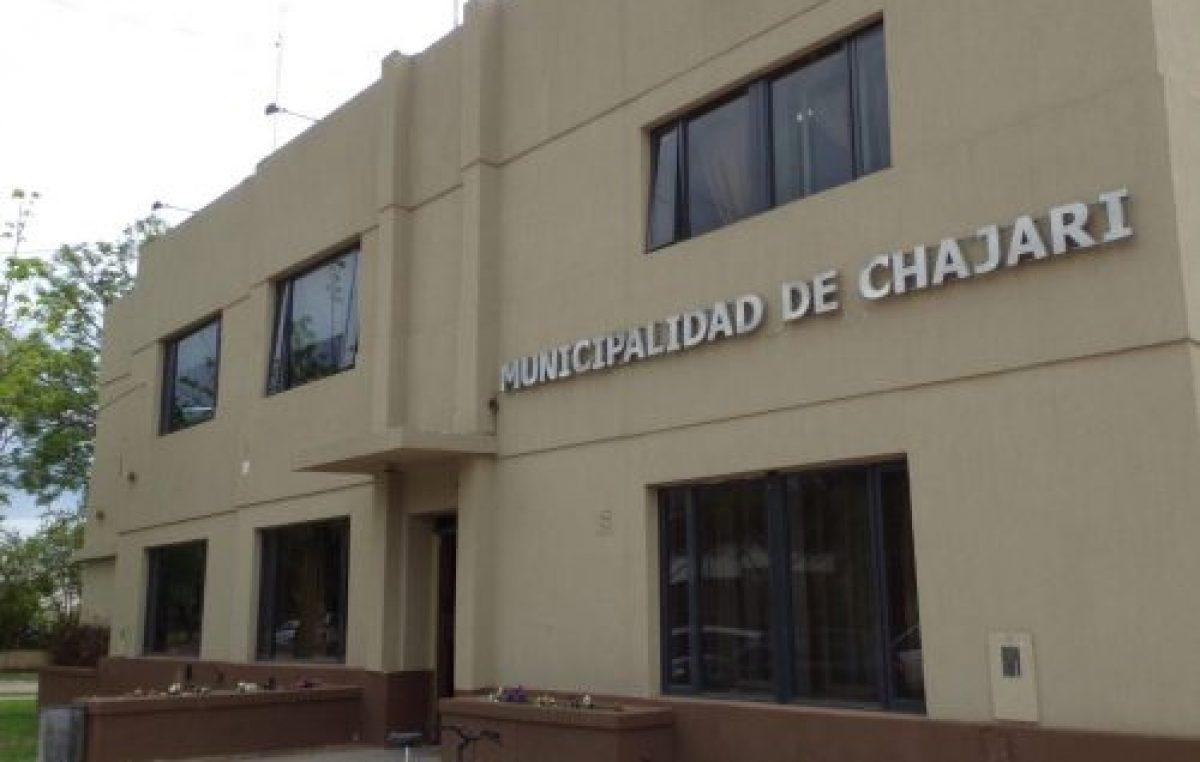 Los trabajadores municipales de Chajarí cobrarán un aumento en sus salarios y un bono de dos mil pesos