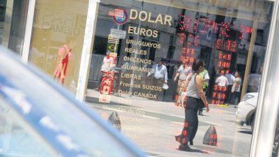 Más que verde, el dólar se puso rojo