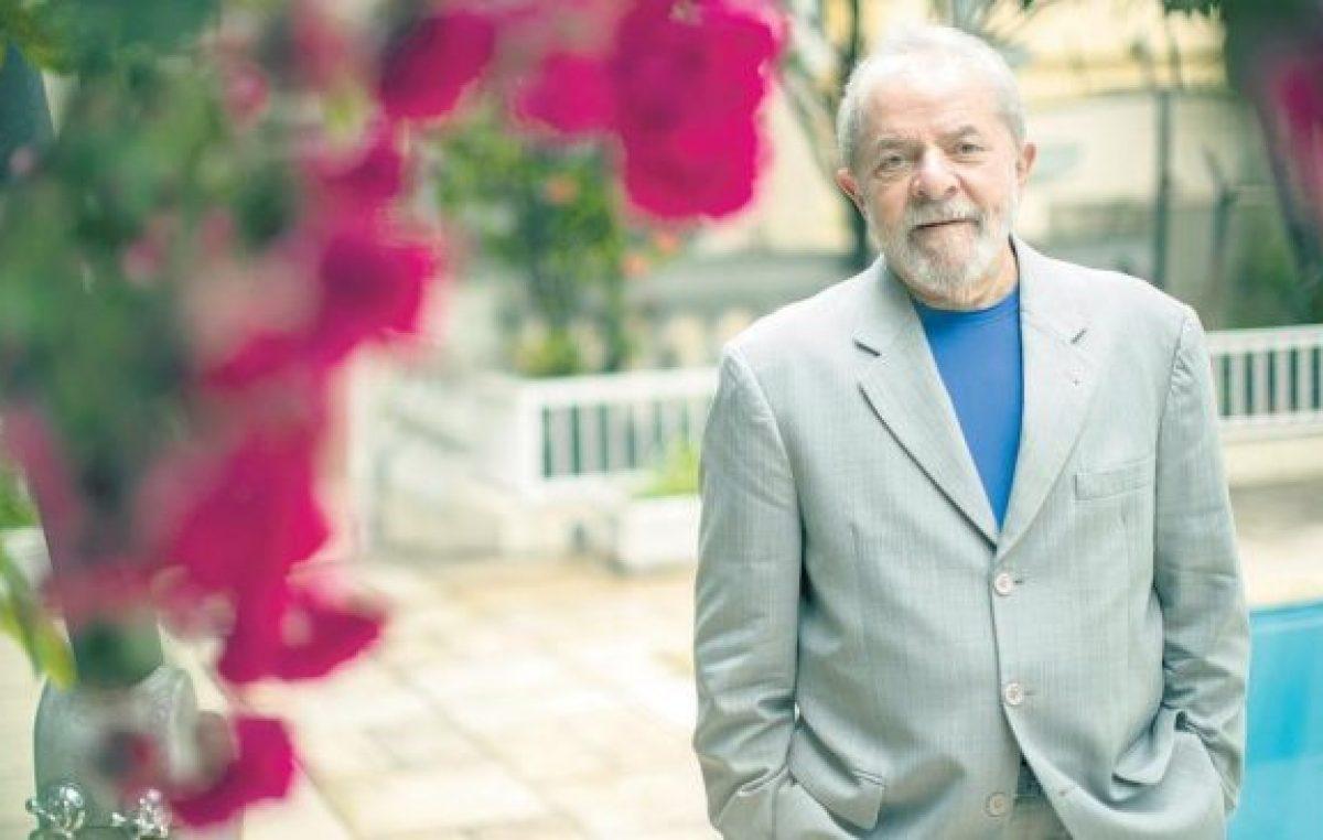 Lula imparable, Temer en picada