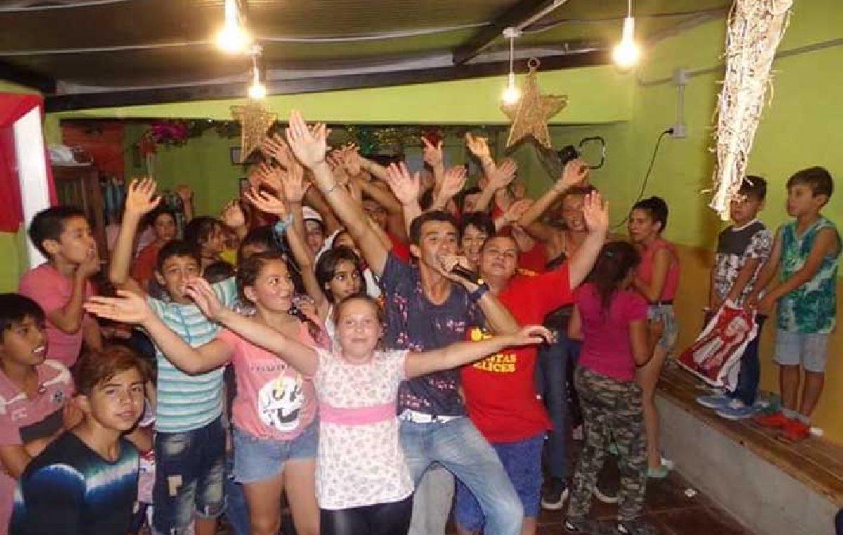 Cada vez más chicos asisten a comedores en Villa María