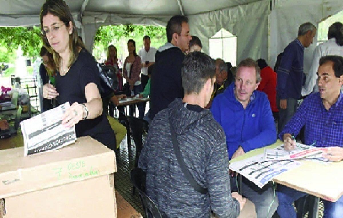 Presupuesto Participativo Río Cuarto:ya votaron más de 5 mil personas, más que en 2016