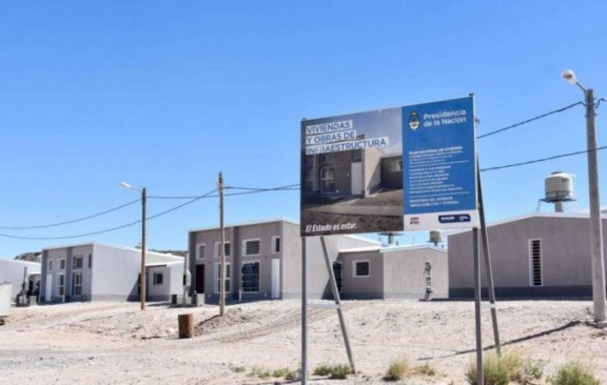 Construirán más de mil casas en Neuquén en 2018