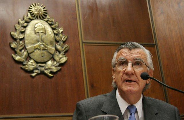 """Gioja pidió un freno al """"avance autoritario y neoliberal"""" del Gobierno nacional"""