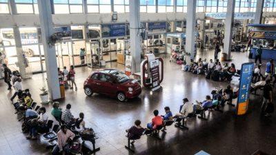 Incertidumbre por el futuro laboral de los empleados de la Terminal de Ómnibus de Santa Fe