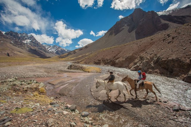 Mendoza: El plan para desarrollar la alta montaña ya está en marcha