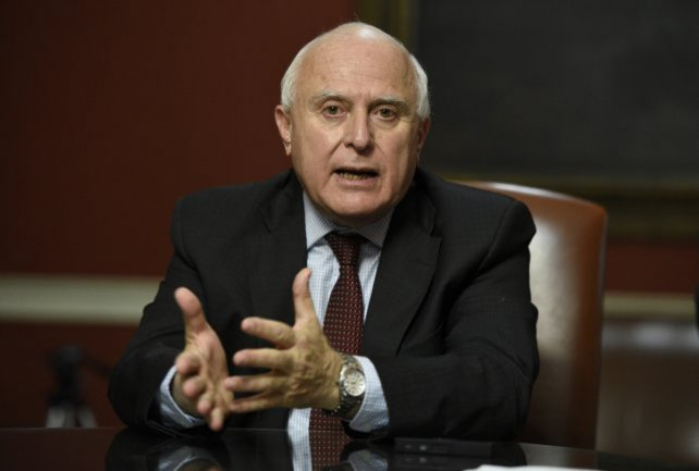 "Gasto político: para Lifschitz, los anuncios son mucho ""marketing"""
