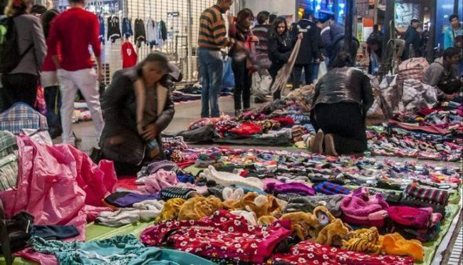 Orán, entre las ciudades del país con más venta ilegal callejera