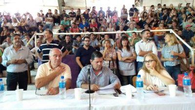 Los municipales de Bahía y el gobierno se pusieron de acuerdo y el titular del sindicato pidió disculpas